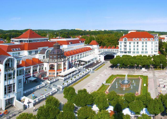 Hotelgutschein für die Ostsee günstig buchen