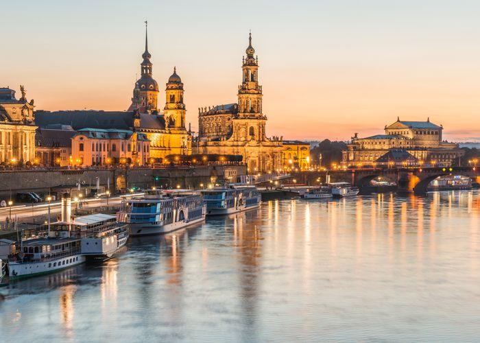 Hotelgutschein für Dresden zum TOP-Tarif